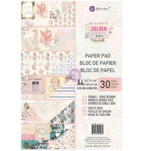 Golden Coast A4 Paper Pad