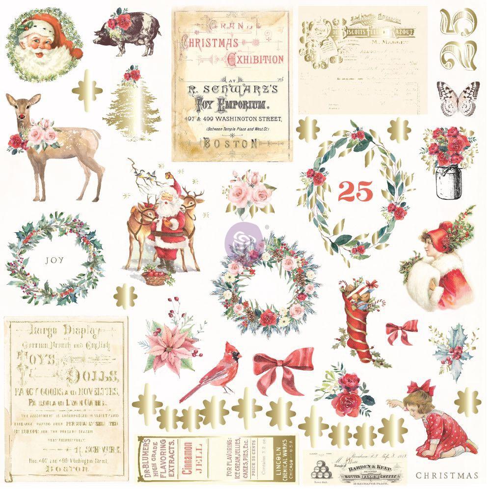 Christmas in the Country - Ephemera -