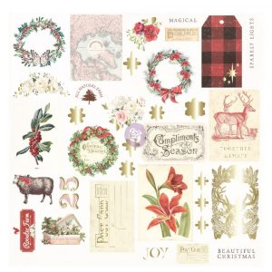 Christmas in the Country - Ephemera -