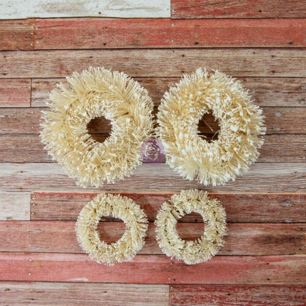 Christmas in the Country - Sisal Wreaths -