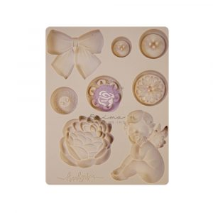Magic Love Collection Silicone Mould - 1 pc, 3.5x4.5 in