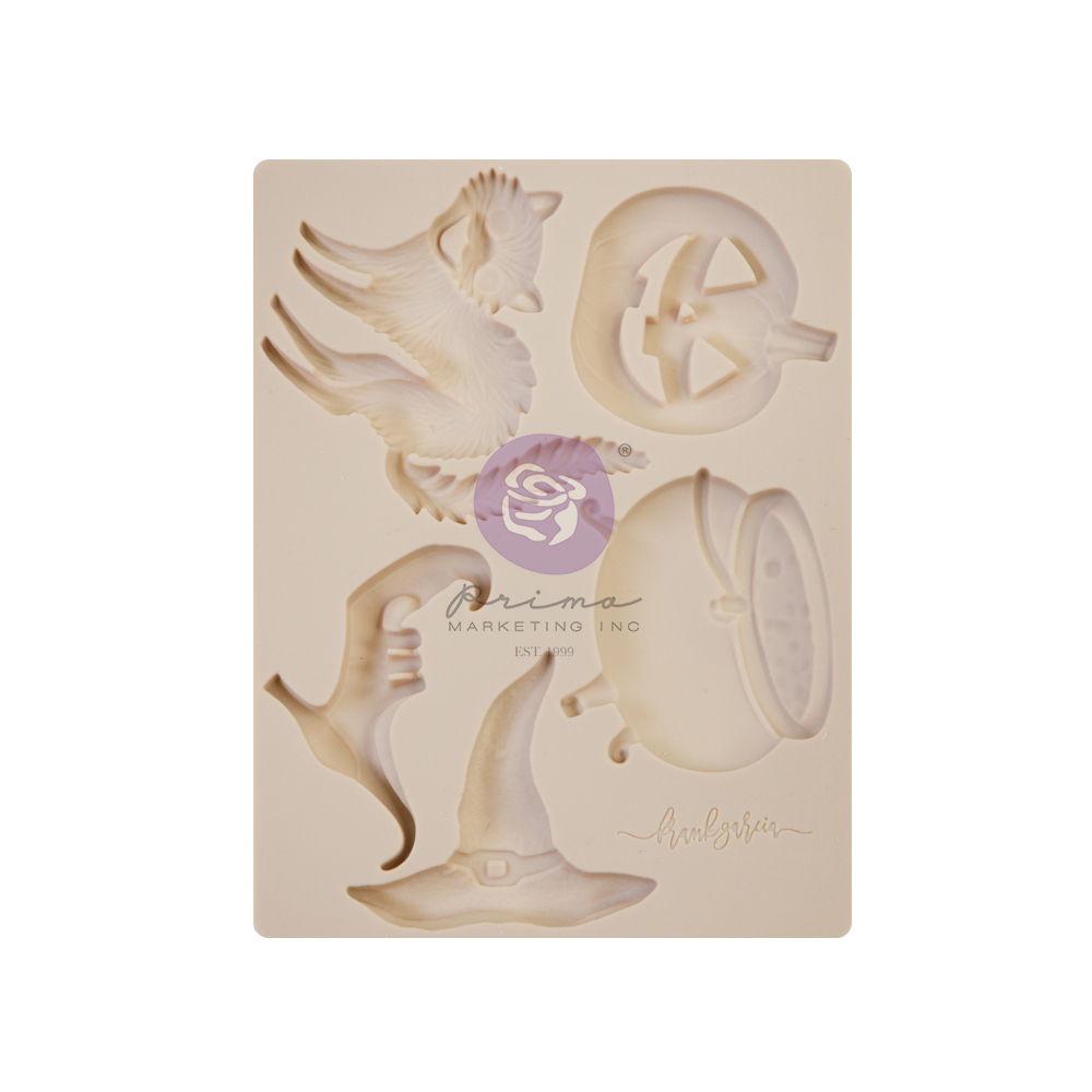 """Thirty-One Collection Silicone Mould - 1 pc, 3.5""""x4.5""""x8mm"""