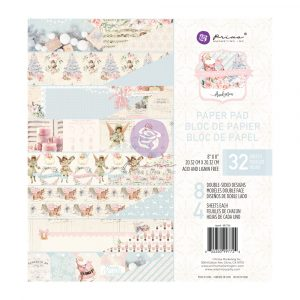 Christmas Sparkle Collection 8x8 Paper Pad - 32 sheets