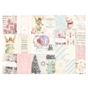 """Christmas Sparkle Collection Rice Paper - 1 sheet, 11.7""""x8.3"""""""