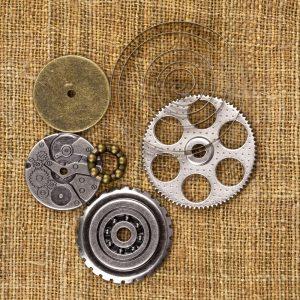 Mechanicals-Washers - 6 pcs