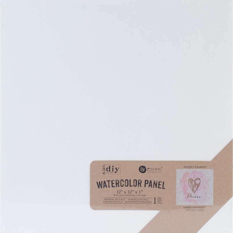"12""x12"" Watercolor Panel"