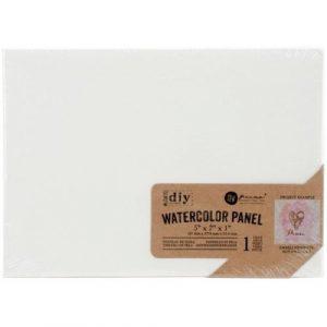 "Watercolor Panel 5""x7"""